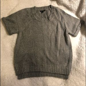 Banana Republic amazing short sleeve knit sweater!